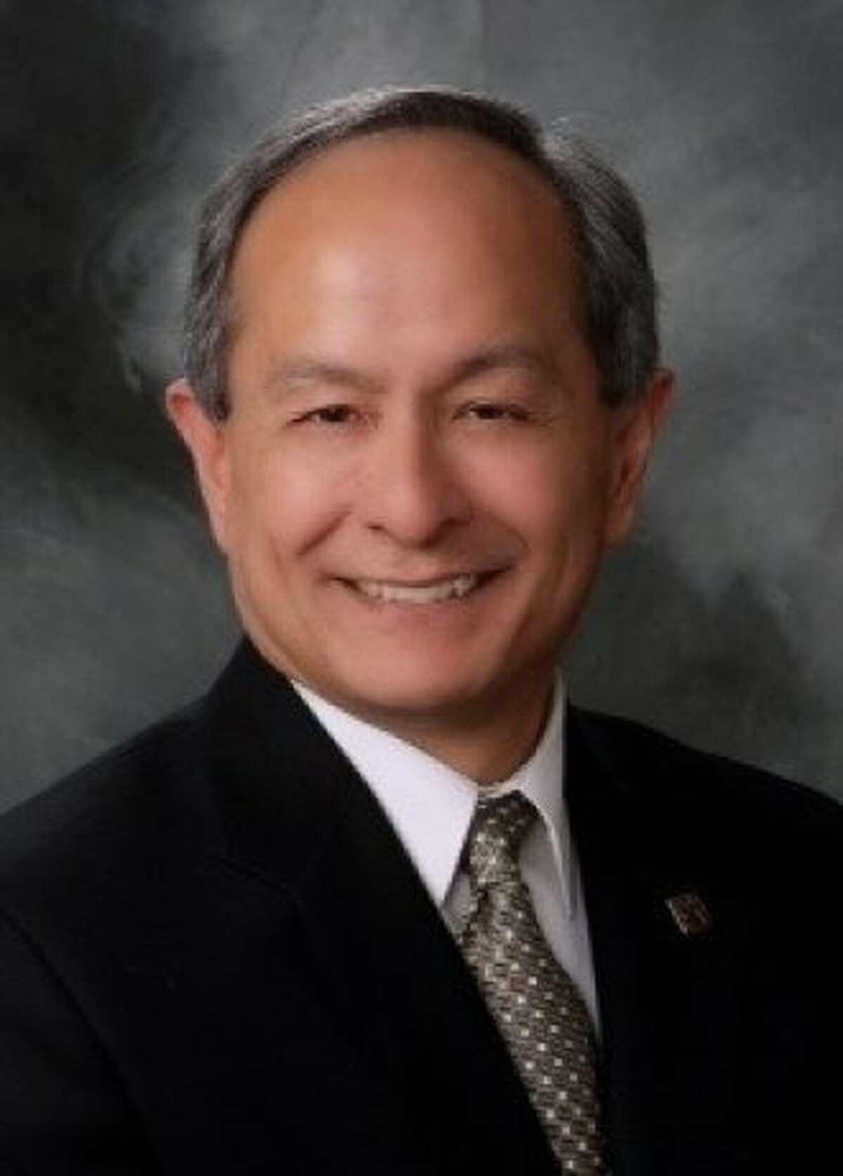 New San Francisco State University president Leslie Wong.
