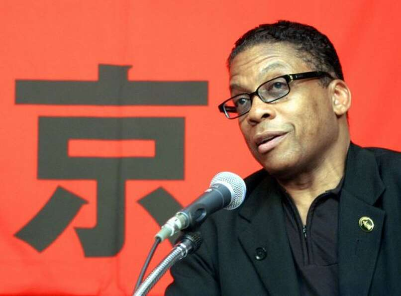 Herbie Hancock, Grammy-winning jazz musician, said his