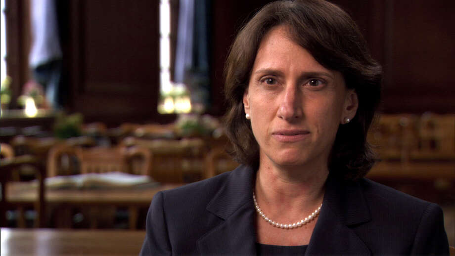Marlene Schwartz is the deputy director of the Deputy Director for the Rudd Center for Food Policy & Obesity at Yale University in New Haven, Conn. Schwartz and center director Kelly Brownell are featured in the HBO documentary âÄúThe Weight of the Nation,âÄù airing on Monday, May 14 and Tuesday, May 15, 2012. Photo: Contributed Photo / Connecticut Post Contributed