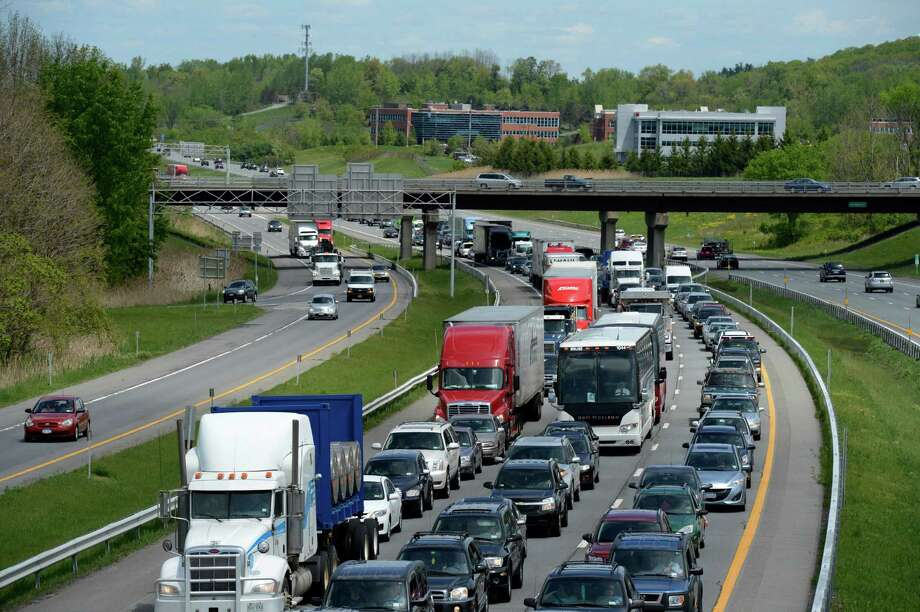 Image result for northway traffic  times union
