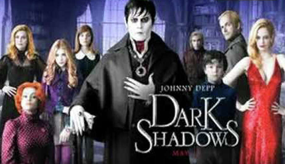 """Dark Shadows,"" the movie interpretation of television's horror soap opera from the 1960s, is playing in area theaters. Photo: Contributed Photo / Westport News contributed"