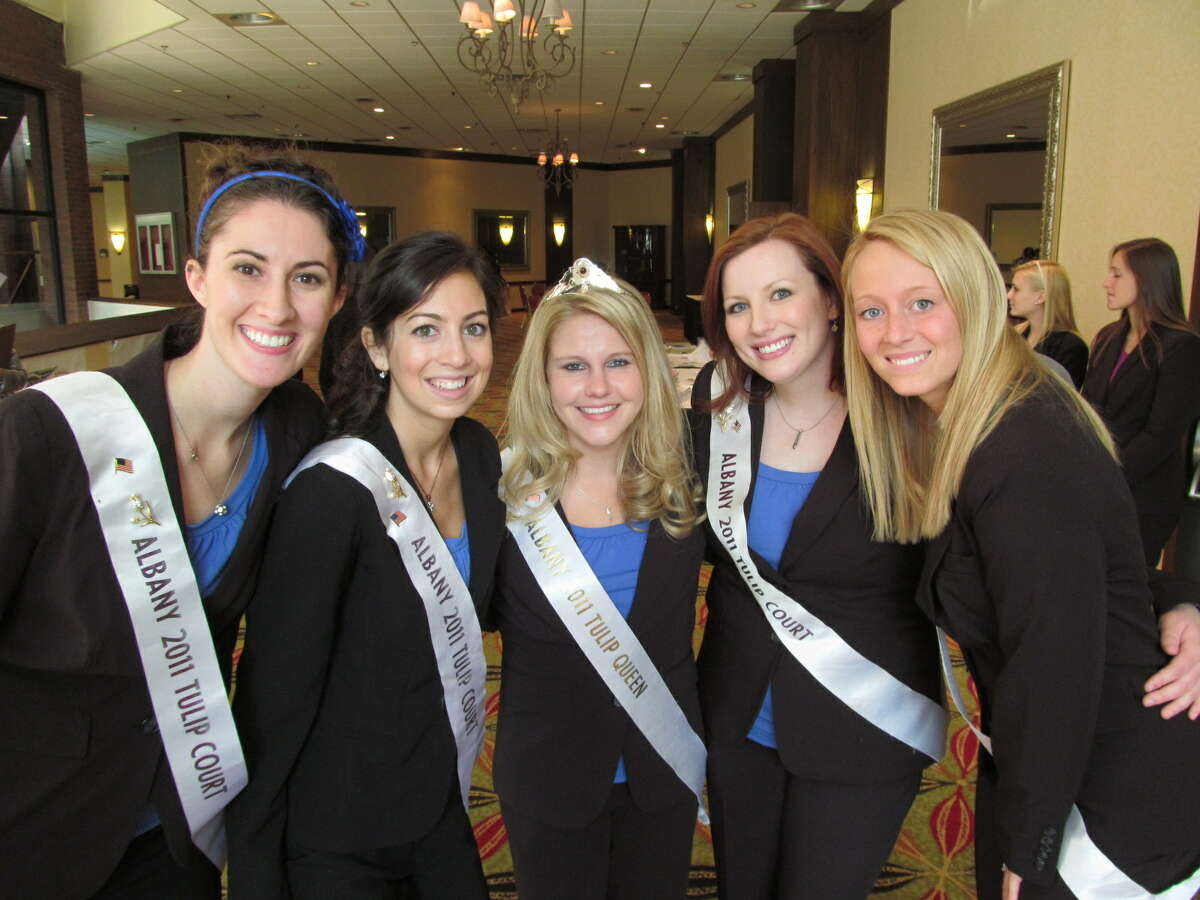 Were you Seen at the Tulip Luncheon at the Hotel Albany on Friday, May 11, 2012?