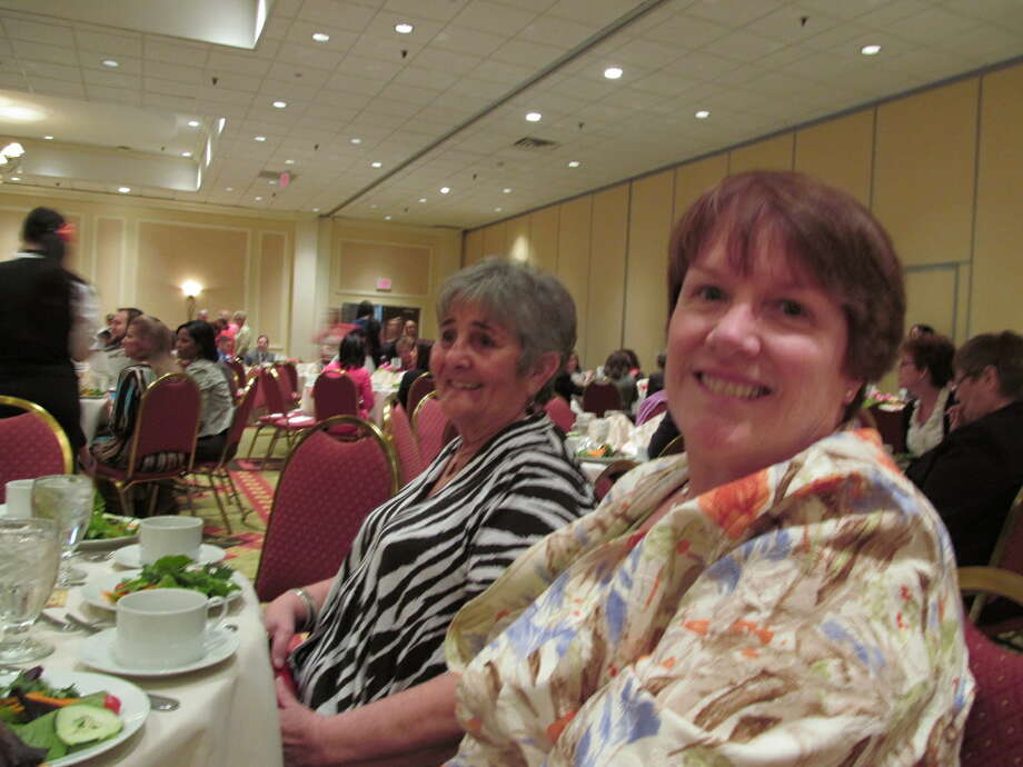 Were you Seen at the Tulip Luncheon at the Hotel Albany on Friday, May 11, 2012? Photo: Kristi Gustafson Barlette/Times Union