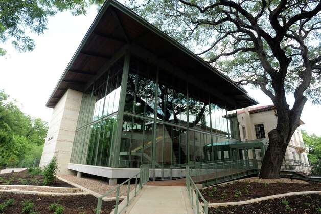 The South Texas Heritage Center at the Witte Museum will open on Memorial Day weekend. May 9, 2012. Billy Calzada / San Antonio Express-News Photo: BILLY CALZADA, San Antonio Express-News / SAN ANTONIO EXPRESS-NEWS