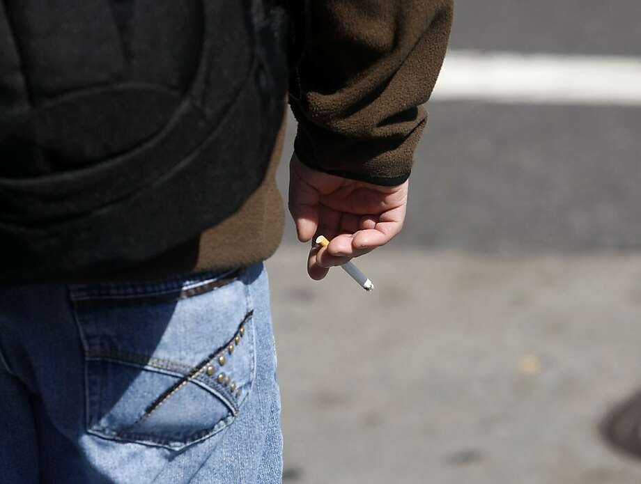 Cigarettes face another one dollar tax. Photo: Sean Culligan, The Chronicle