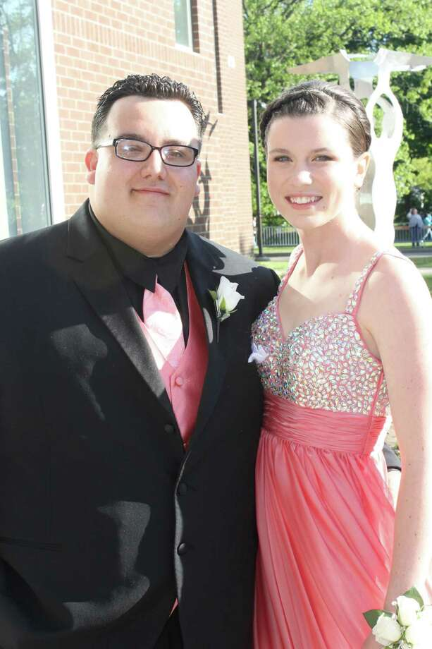 Were you Seen at the Schenectady prom walk-in on Friday, May 11? Photo: Photographer Name Abby Swint