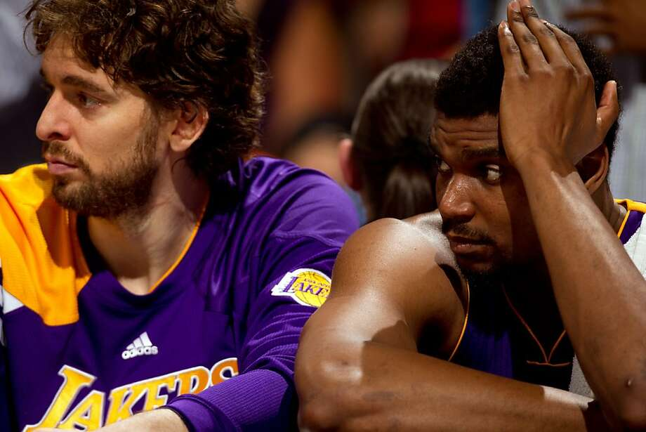824b3055a15 The fakers on the Lakers  everyone but Kobe - SFGate