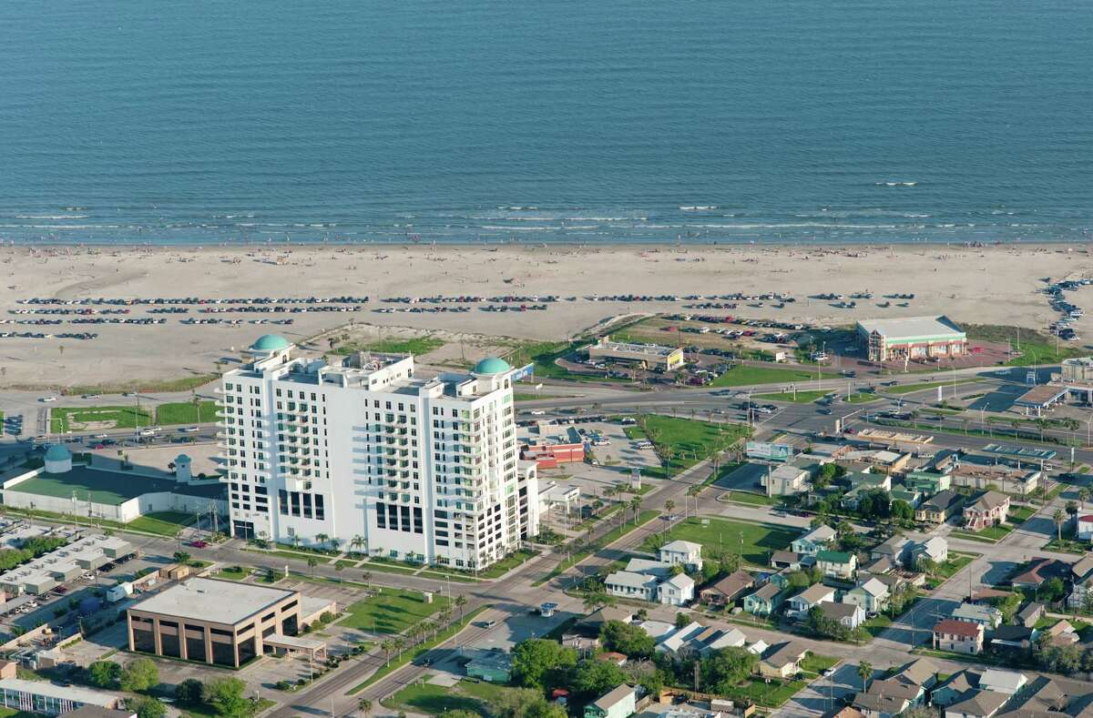 The Emerald by the Sea is now just Emerald. A marketing firm has been hired to sell some of its condos.