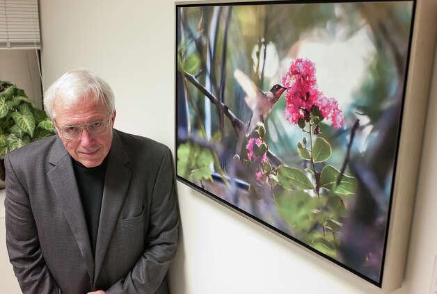 Rice professor Robert Flatt, a former Houston Sierra Club chairman, ...