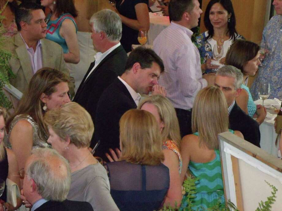 Were you SEEN at the Darien Library Imagination Gala May 12th, 2012? Photo: Todd Tracy / Connecticut Post