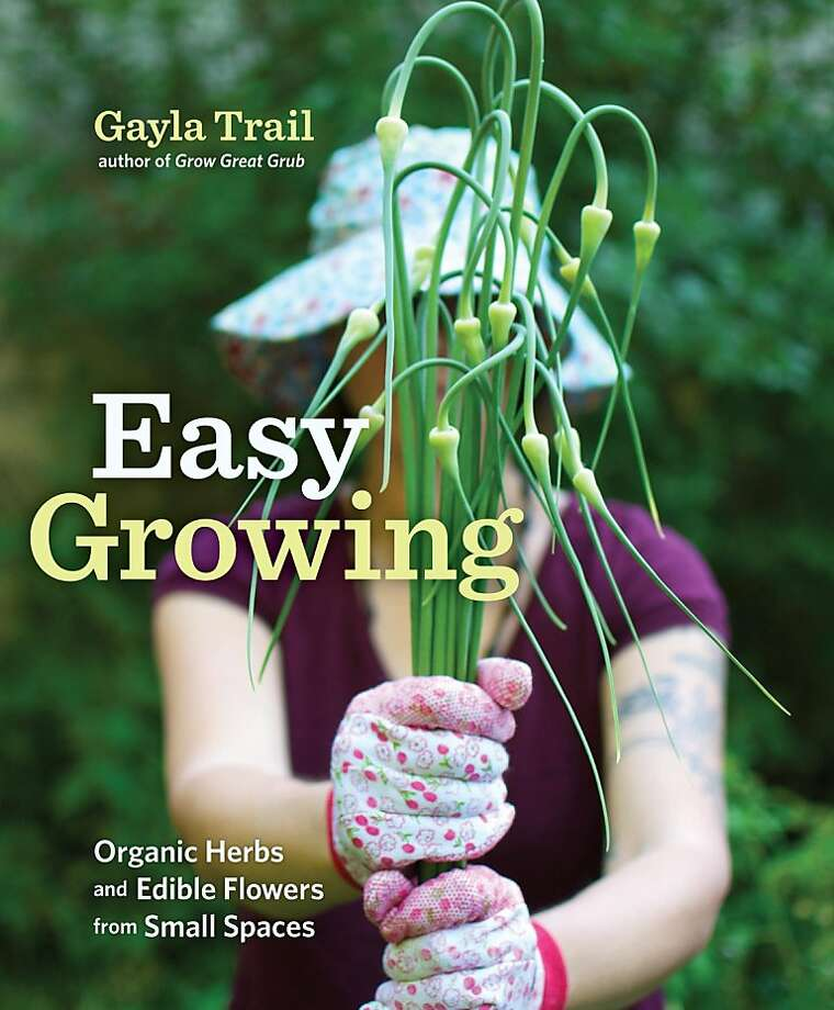 """Easy Growing"" by Gayla Trail. Photo: Clarkson Potter"