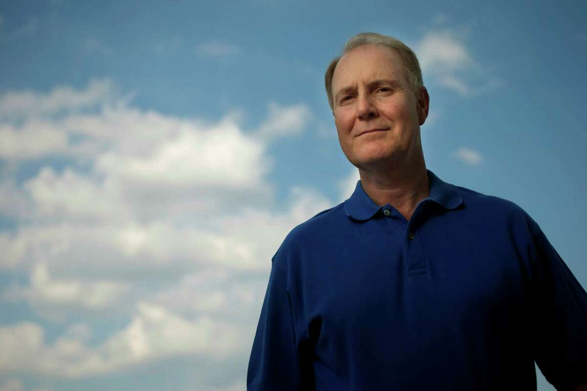 Portrait of Gary Kelly, CEO of Southwest Airlines, outside of the Hilton Houston NASA Clear Lake hotel Wednesday, Sept. 28, 2011, in Clear Lake. Kelly said, Houston plays a big role in the future plans of Southwest Airlines. ( Johnny Hanson / Houston Chronicle )