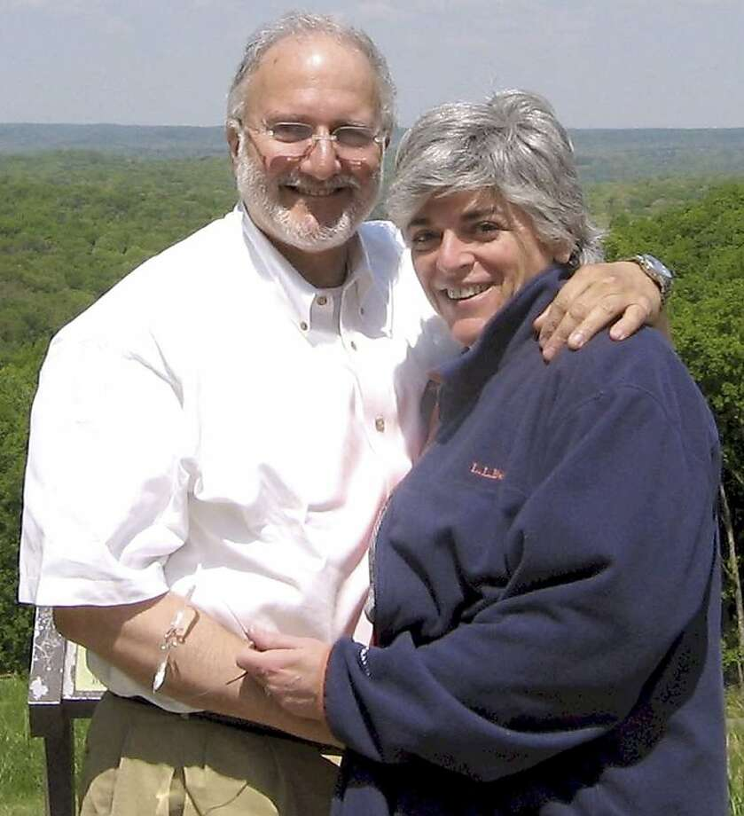 FILE - In this file handout photo provided by the Gross family shows Alan and Judy Gross. Gross went to trial March 4, 2011 in Cuba on charges he sought to undermine Cuba's government by bringing communications equipment onto the island illegally. State-run media say a Cuban court has found U.S. contractor guilty of crimes against the state and sentenced him to 15 years in prison. Photo: Anonymous, Gross Family