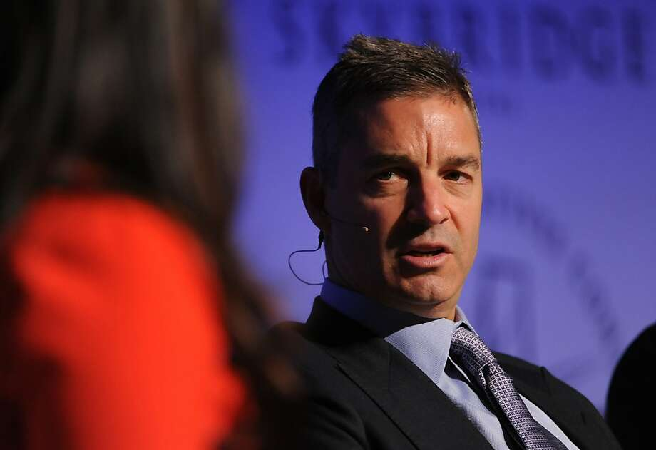 Daniel Loeb, a major Yahoo shareholder, demanded Scott Thompson's firing. Photo: Jacob Kepler, Bloomberg