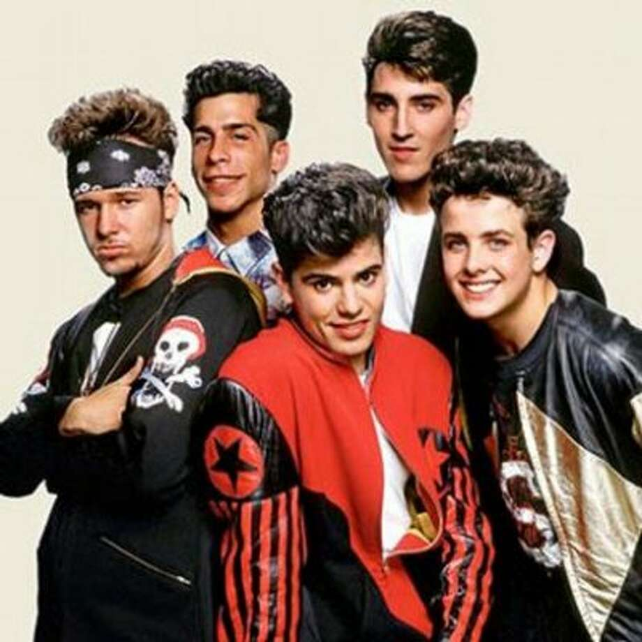 New Kids on the Block - The group that kept Dippity-Do hair gel in business through the '80s and 90s is still hanging tough. They reunited in 2008 and announced a tour for the summer of 2015.