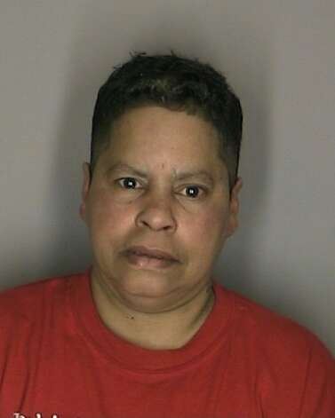 Eleana Fred (Albany County Sheriff's Office photo)