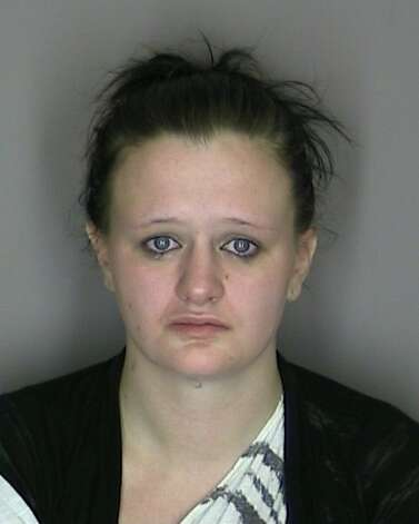 Brittany Gregory (Albany County Sheriff's Office photo)