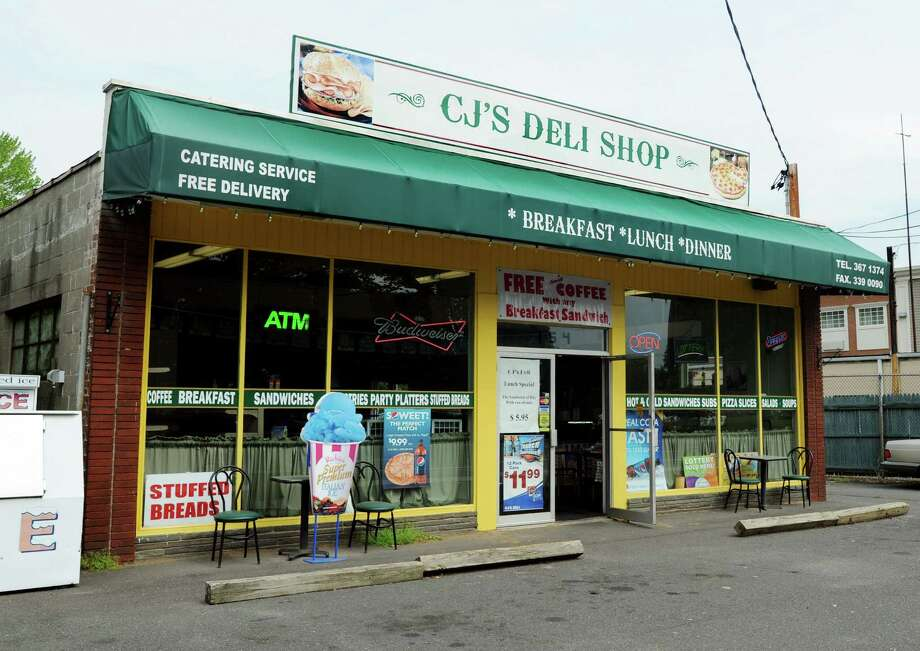 C J'S Grocery Deli, 154 Kings Highway Cutoff in Fairfield, Conn. Carmella Jamshidian, 54, of Madison Avenue, Trumbull, owner of CJâÄôs Deli was charged with first-degree larceny by scheme. Jamshidian is accused of befriending three elderly siblings and scamming them out of more than $218,000 they inherited from a wealthy cousin Photo: Cathy Zuraw / Connecticut Post