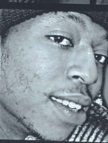 Javon Zimmerman, 22, was shot dead in the parking lot of a bar on Elizabeth Street in Derby, Conn. early Saturday, May 12, 2012. Photo: Contributed