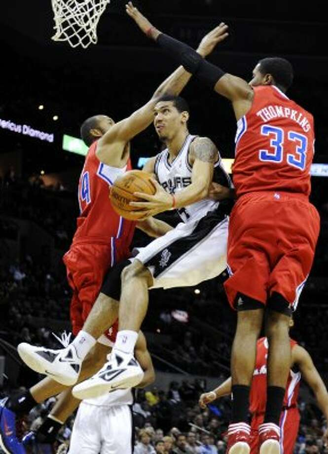 Shooting guard matchup: Edge -- Spurs