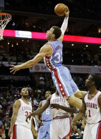 Power forward matchup: Clippers