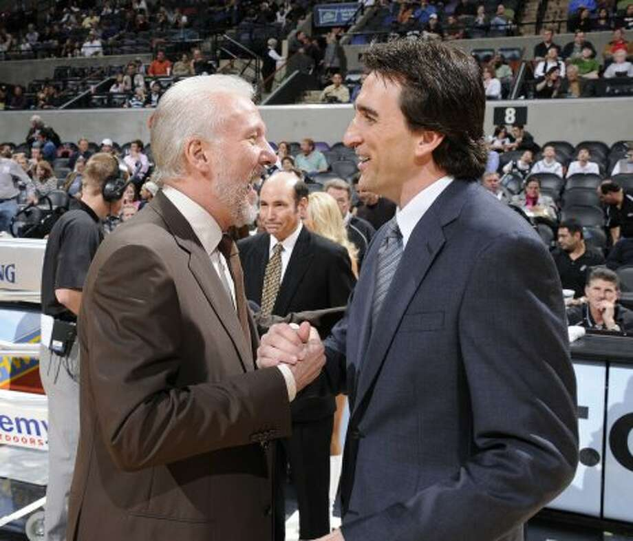 Coach matchup: Edge -- Spurs