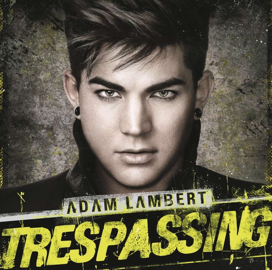 'Trespassing' Adam Lambert RCA 6666 (out of five stars) / RCA