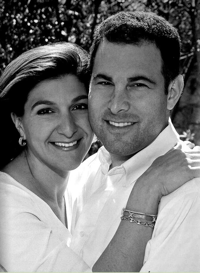 Robin and Josh Berry were killed in an auto accident in West Texas on July 2, 2011. Photo: Johnny Hanson / © 2012  Houston Chronicle
