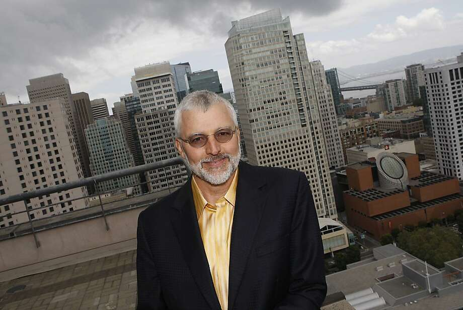 CEO Zach Nelson of NetSuite, a company that develops software for internet businesses, in San Francisco, Calif., preparing for a conference on Monday, May 14, 2012. Photo: Liz Hafalia, The Chronicle