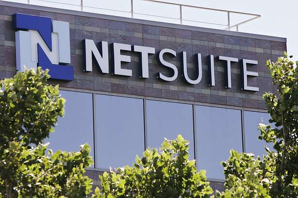 Exterior view of NetSuite Inc. headquarters in San Mateo, Calif., Monday, July 2, 2007. NetSuite Inc., an online software service controlled by Oracle CEO Larry Ellision, filed its papers for its long-anticipated initial public offering of stock. (AP Photo/Paul Sakuma)