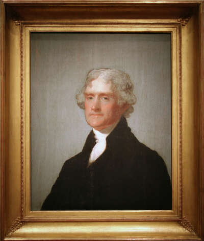 A: Thomas Jefferson Photo: Flickr.com