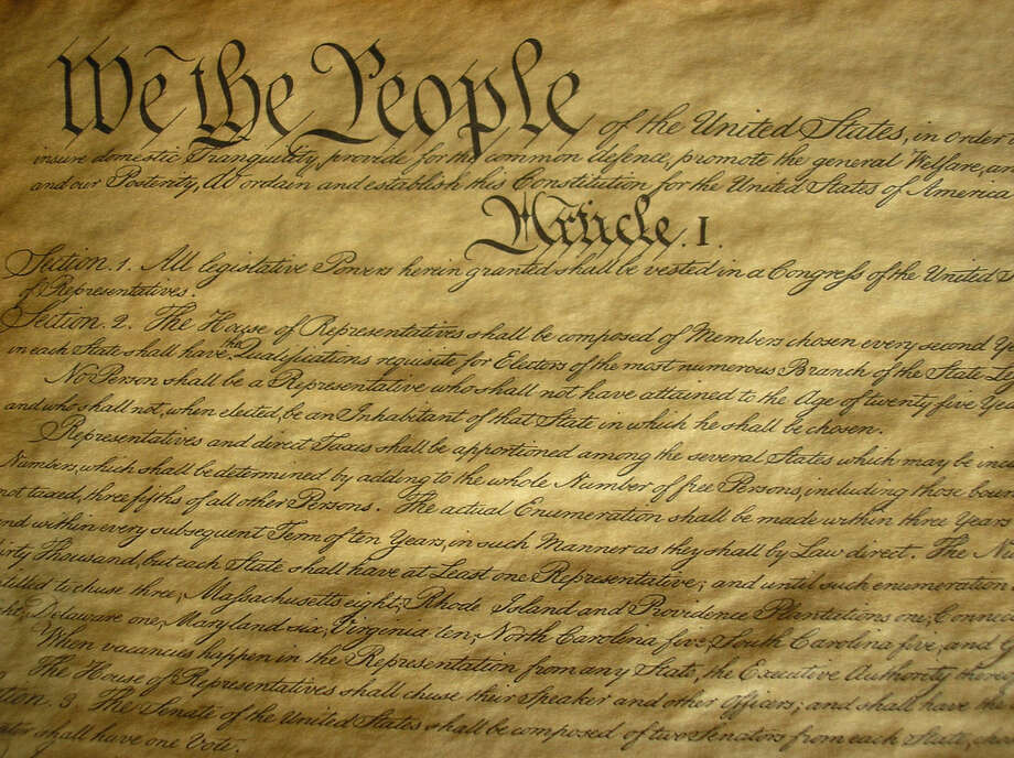 Q: How many amendments does the U.S. Constitution have? Photo: Flickr.com