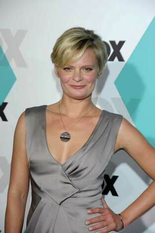 Um, y'all? WOMEN. Good night! And here's to the broads who are going to work for ALL of us, Dem and Rep. Proud of them! @MarthaPlimpton Photo: Dave Kotinsky, Getty Images / 2012 Getty Images