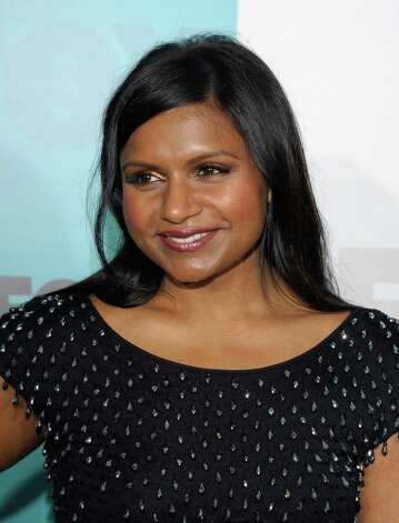 "Mindy Kaling - ""9 months from now hopefully we will have some cool Hurricane