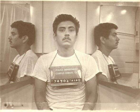 Carlos Hernadez, who died in prison after being convicted in another attack, bragged of killing Lopez and laughed about DeLuna taking the fall. Photo courtesy Columbia Human Rights Law Review / Photo courtesy Columbia Human