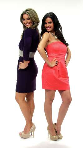 Kimberly Crawford and Cassandra Lazenby are co-hosts on Daytime@Nine.