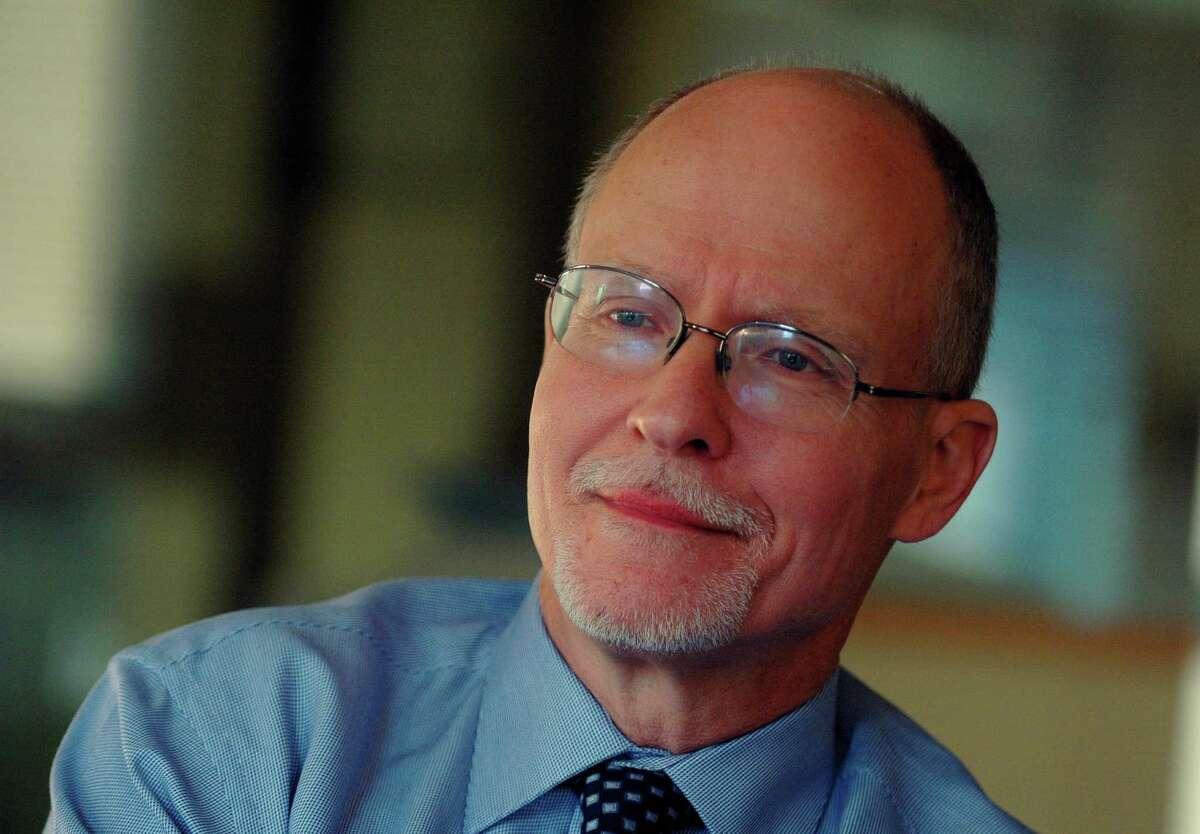 Paul G. Vallas, interim superintendent in Bridgeport, Conn.