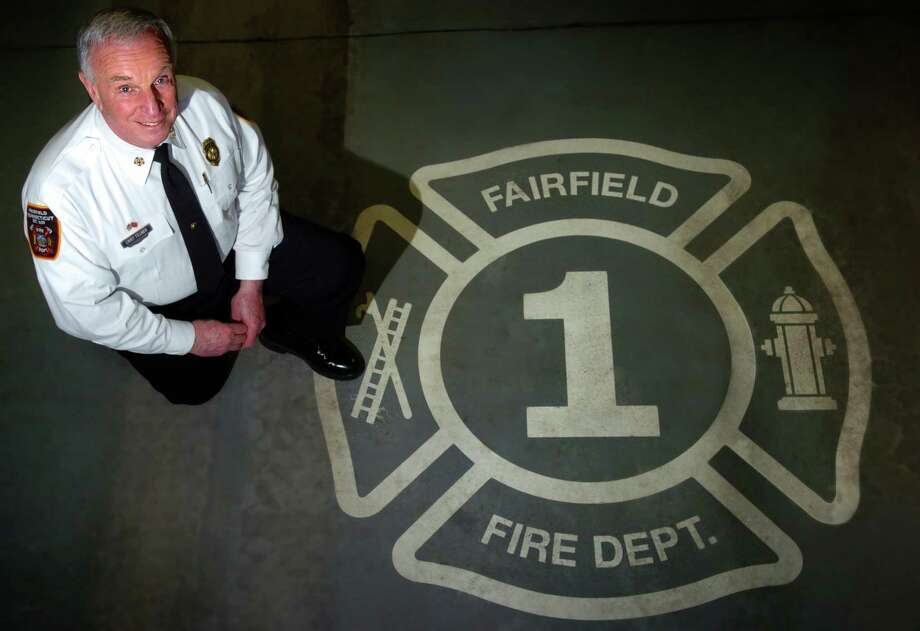 Fairfield Fire Chief Richard Felner Photo: Autumn Driscoll, Autumn Driscoll/file Photo / Connecticut Post