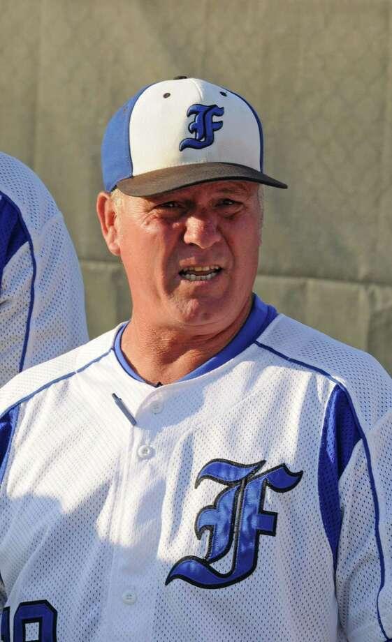 Friendwood baseball coach Charlie Taylor Photo: L. Scott Hainline / freelance