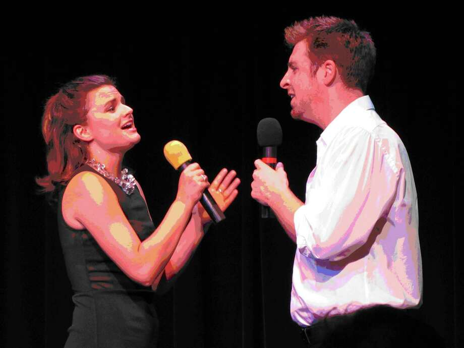 Will Nichols and Laura Thoren represent some of Darienís homegrown talent. When they performed last year before a sold-out house at the Darien Arts Center, the organization heard from many others hoping to bring their talents to the DAC stage. With that in mind, a committee was formed and created this yearís fund raiser, called ìDarienís Got Talent.î Photo: Contributed Photo