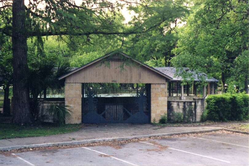 THEN: The City of San Antonio Parks and Recreation, Reptile Gardens, 1991. Submitted by Mark & Moniq