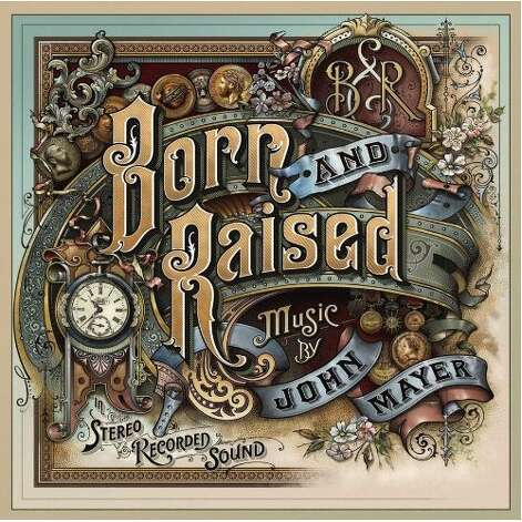 """Born and Raised"" by John Mayer Photo: Columbia"