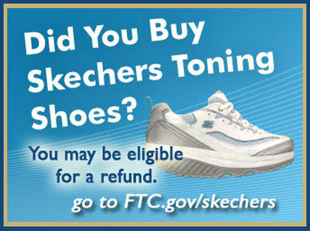 "Did you buy some Skechers ""toning"" shoes? You may be eligible for a refund."