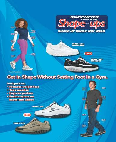 A disputed Skechers ad. Image via Washington State Attorney General's Office.
