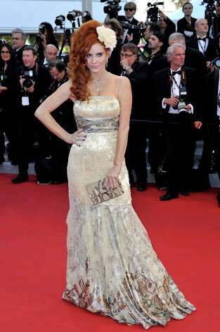 "CANNES, FRANCE - MAY 16:  Actress Phoebe Price attends opening ceremony and ""Moonrise Kingdom"" premiere during the 65th Annual Cannes Film Festival at Palais des Festivals on May 16, 2012 in Cannes, France. Photo: Gareth Cattermole, Getty Images / 2012 Getty Images"