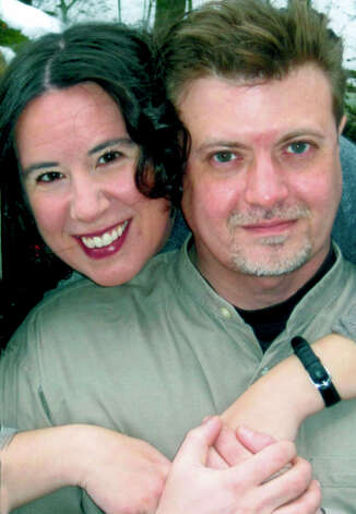 SPECTRUM/The engagement of Kristin Petersen of Danbury, daughter of the late Mr. and Mrs. Charles W. Petersen, to Nathan Schoonover, son of Mrs. Mary Schoonover of Newton, N.J., and the late Mr. Ernest Schoonover.  Courtesy of Kristin  Petersen Photo: Contributed Photo
