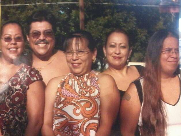 NOW: Names(L to R): Susanna Ortiz (now Morales), Anthony Ortiz, Isabel Ortiz, 