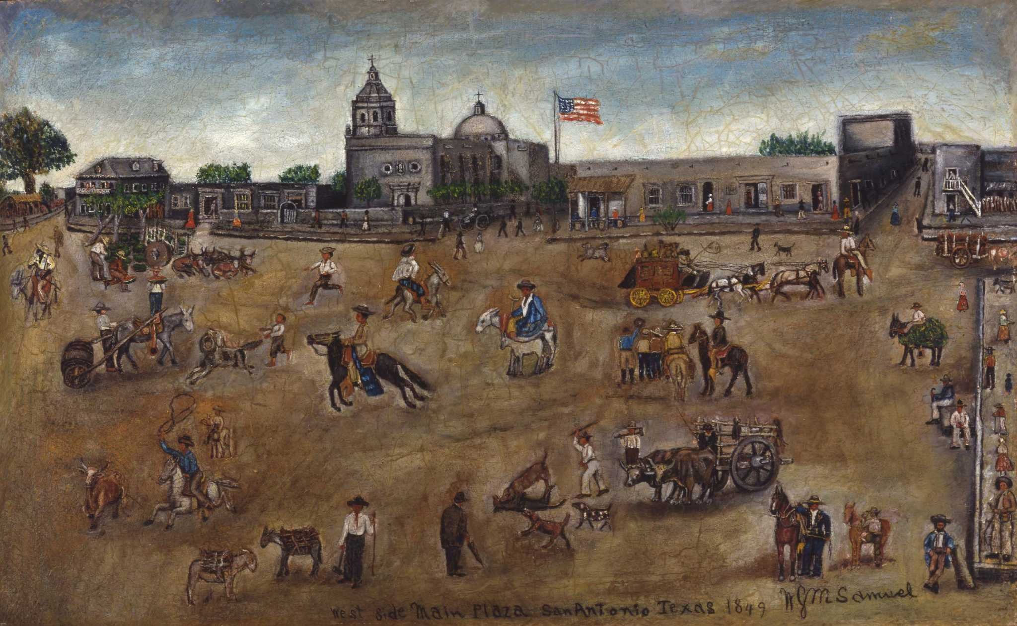 Early Texas Artists Have New Home At Witte San Antonio