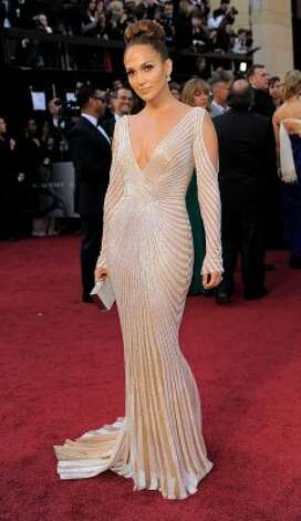 Numero Una: Jennifer Lopez leads the Hollywood pack as the most powerful celebrity in the world and the first Latina to hold the No. 1 spot. (AP Photo/Chris Pizzello) (AP)