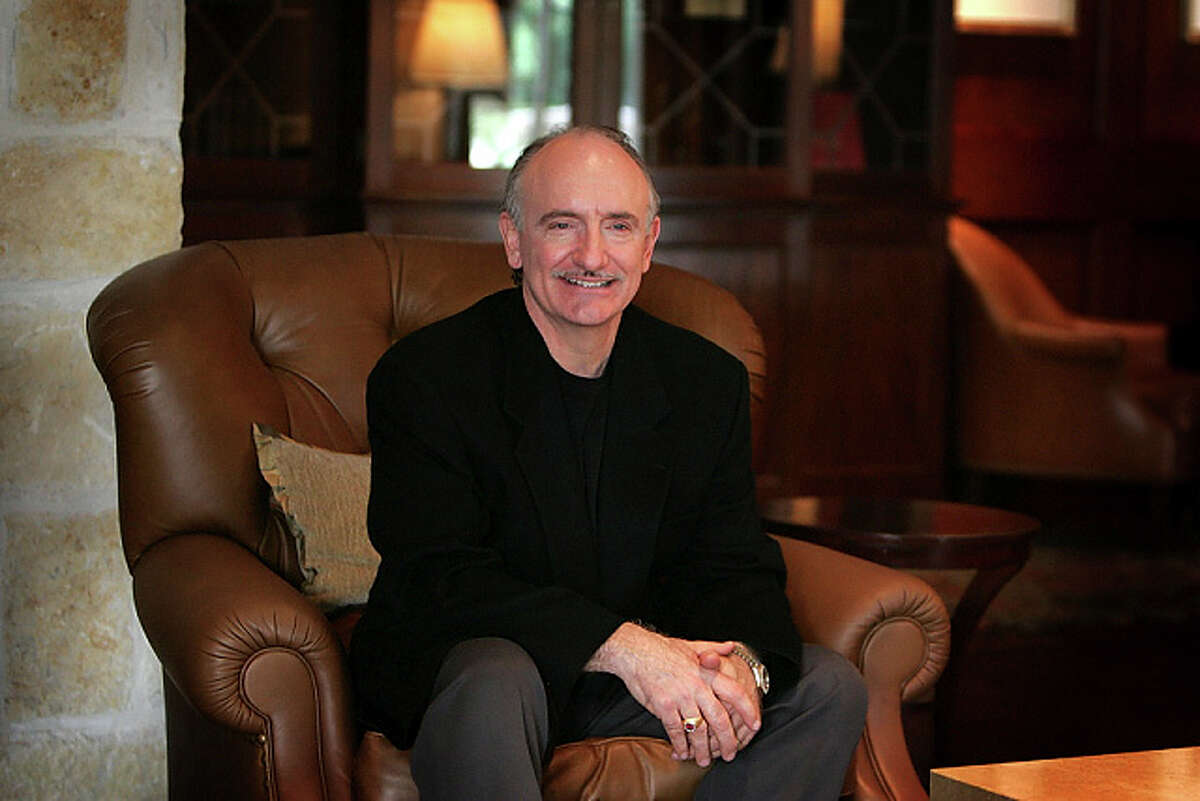 Mark Jones, a local family therapist